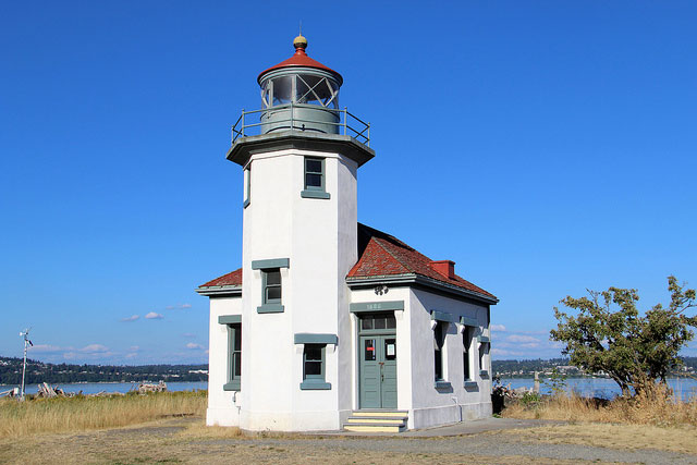 The Point Robinson Lighthouse